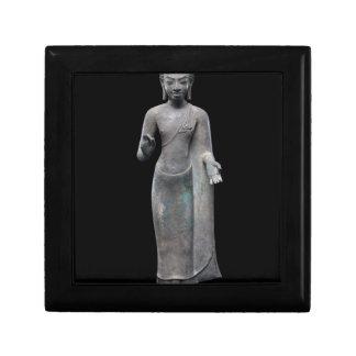 Buddha Preaching Jewelry Box