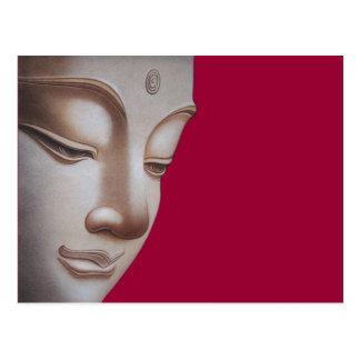 Buddha Profile Postcards