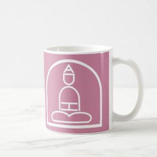 Buddha Puzzle Mug
