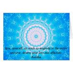 Buddha  QUOTATION Buddhist Spiritual Quotes Greeting Card