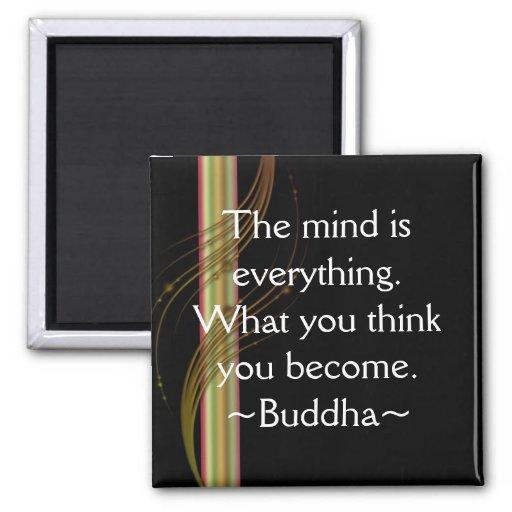 Buddha Quotation ~ Motivational Magnet