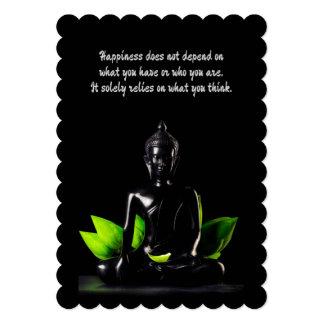 Buddha Quote 4 card / invitation