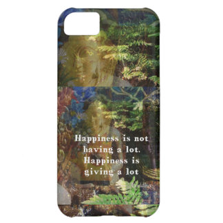 BUDDHA quote about happiness iPhone 5C Cover