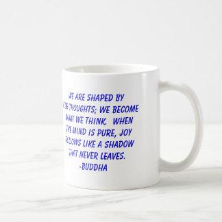 Buddha Quote About Joy Mug
