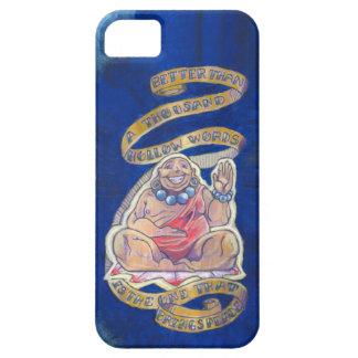 Buddha Quote iPhone 5 Case