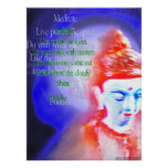 Buddha Quote Motivational Poster