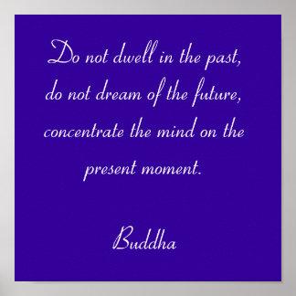 Buddha Quotes #1 Print
