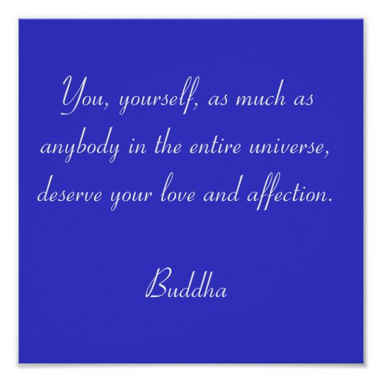 Buddha Quotes #2 Poster
