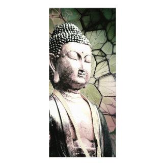 Buddha Rack Card
