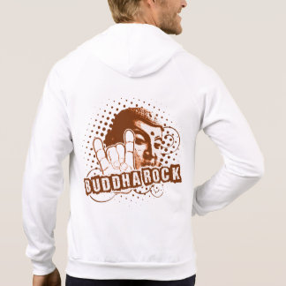 BUDDHA Rock & Roll ! Hooded Pullover