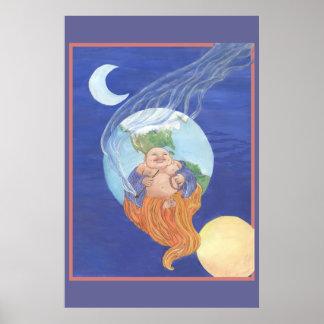 Buddha s Better World Poster