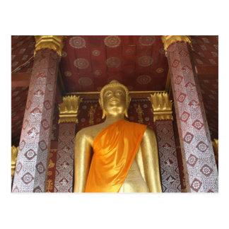 buddha sash postcard