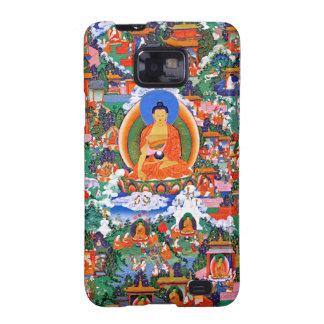 Buddha - Shakyamuni Buddha Samsung Galaxy SII Covers