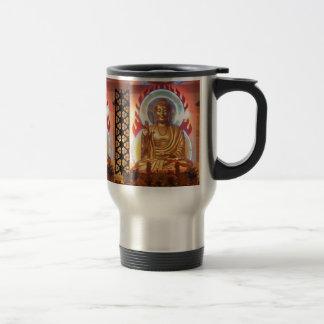 Buddha Shrine Coffee Mug