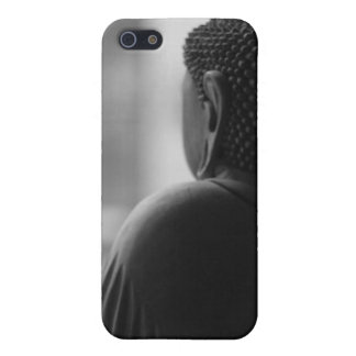 Buddha Sitting in Meditation iPhone 5 Covers