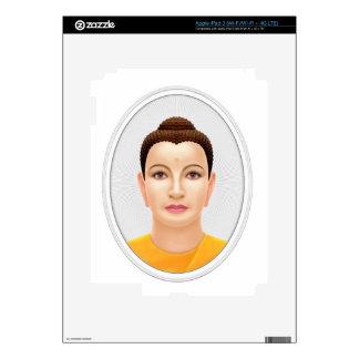 Buddha Skin For iPad 3