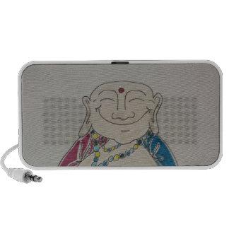 Buddha speaker