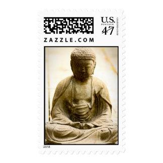 Buddha Stamp
