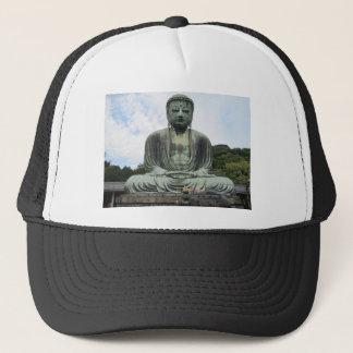 Buddha Statue Buddhism Trucker Hat