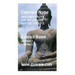 Buddha Statue Business Cards