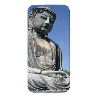 Buddha Statue in Kamakura, Japan iPhone SE/5/5s Cover