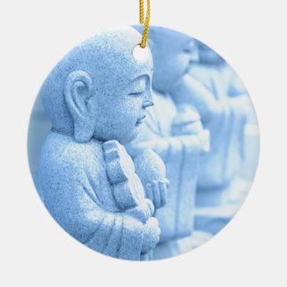 Buddha statue in Tokyo, Japan Ceramic Ornament