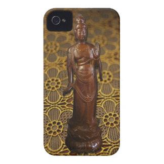 Buddha Statue iPhone 4 Case-Mate Case