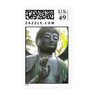 Buddha Statue Postage