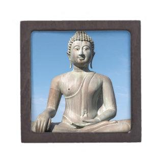 Buddha Statue, Sri Lanka Keepsake Box