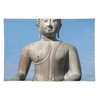Buddha Statue, Sri Lanka Placemat