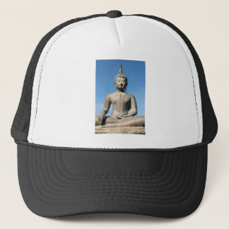 Buddha Statue, Sri Lanka Trucker Hat