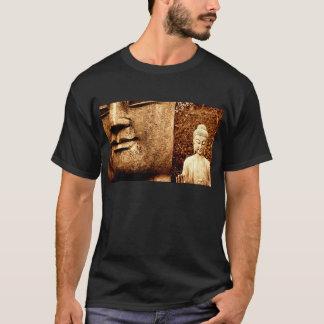 buddha statue tee shirt
