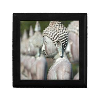 Buddha Statues, Colombo, Sri Lanka Jewelry Box