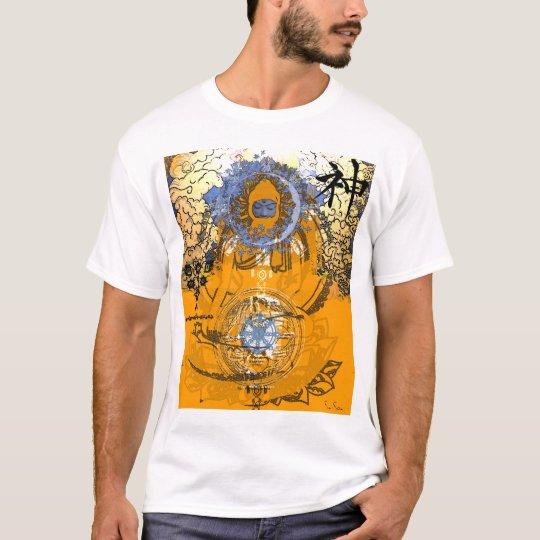 Buddha Sun-San/Yo 2 T-Shirt