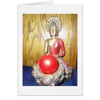 Buddha Sympathy Card
