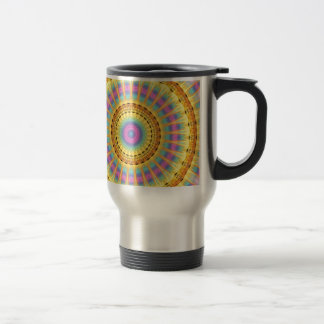 Buddha Talisman High Quality Travel Mug