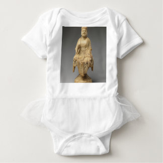 Buddha - Tang dynasty (618–907) Baby Bodysuit