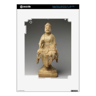 Buddha - Tang dynasty (618–907) Decals For iPad 3