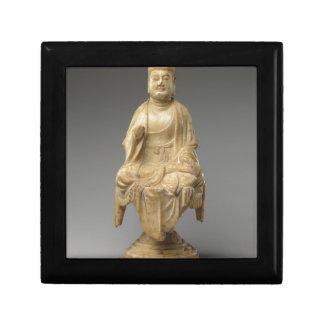 Buddha - Tang dynasty (618–907) Jewelry Box