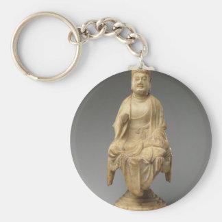 Buddha - Tang dynasty (618–907) Keychain