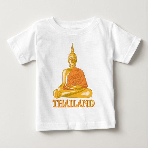 Buddha Thailand Baby T-Shirt