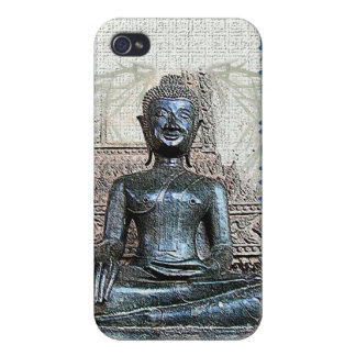 Buddha - Thailand Cover For iPhone 4