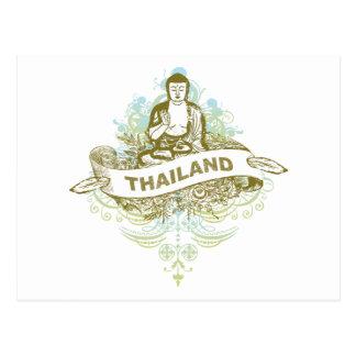 Buddha Thailand Post Cards