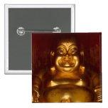 Buddha ~ Thailand Temple Buddhist Religion Pinback Buttons