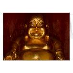 Buddha ~ Thailand Temple Buddhist Religion Greeting Card