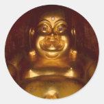 Buddha ~ Thailand Temple Buddhist Religion Sticker