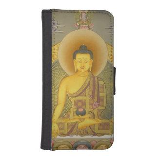 BUDDHA THANGKA PAINTING iPhone SE/5/5s WALLET CASE