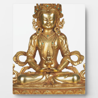 BUDDHA- THE GOLDEN ONE DISPLAY PLAQUES