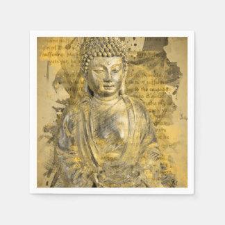 Buddha The Noble Truths Napkin