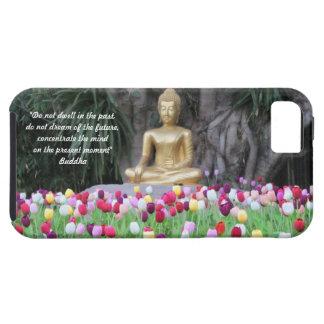 Buddha & the present iPhone 5 case